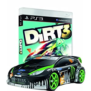 Dirt 3 PlayStaion 3 RC Car Bundle