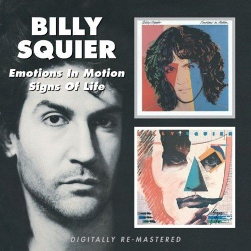 Billy Squier - Billy Squier -  Emotions In Motion/ Signs Of Life - Zortam Music
