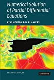 img - for Numerical Solution of Partial Differential Equations: An Introduction book / textbook / text book