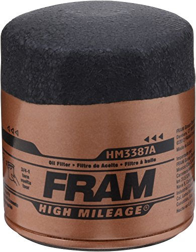 Fram HM3387A High Mileage Oil Filter (Oil Filter For Chevy Malibu 2003 compare prices)