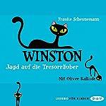 Jagd auf die Tresorräuber (Winston 3) | Frauke Scheunemann