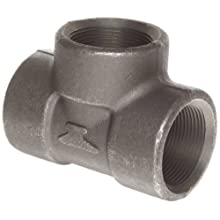 Anvil 2103 Forged Steel Pipe Fitting, Class 2000, Tee, NPT Female