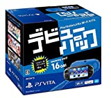 PlayStation Vita �ǥӥ塼�ѥå� Wi-Fi��ǥ� �֥롼/�֥�å�