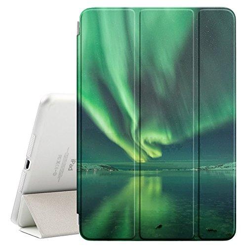 -magix-apple-ipad-air-1-2-smart-cover-with-auto-sleep-wake-aurora-borealis-water-reflection-green-
