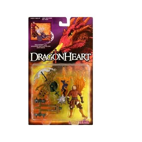 Dragonheart Felton Action Figure - 1