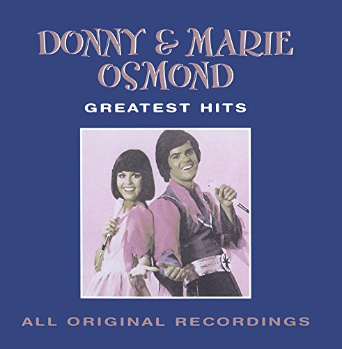 Marie Osmond - The Best Of Donny & Marie Osmond - Zortam Music