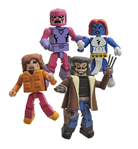 Diamond Select Toys Marvel Minimates: X-Men Days of Future Past Comic SDCC 2014 Exclusive Box Set