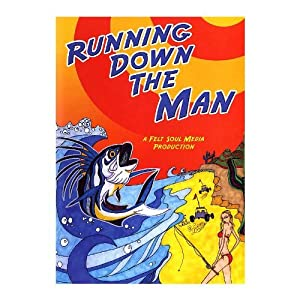 Winston Running Down the Man DVD