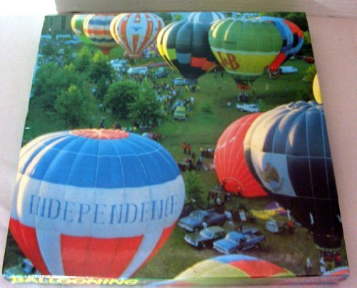 Ballooning 550 Piece Jigsaw Puzzle