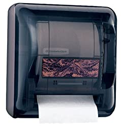 Kimberly-Clark Professional 09073 D2 Hard Roll Towel Dispenser, 17 1/2\