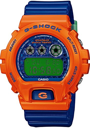 Gee and shock DW-6900SC-4 men's g-shock watch crazy colors [parallel import goods]
