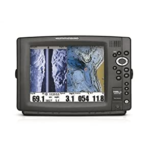 HUMMINBIRD 4092301 1199ci HD SI Combo Fish Finder System by Humminbird