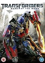 Transformers: Dark of the Moon [DVD]