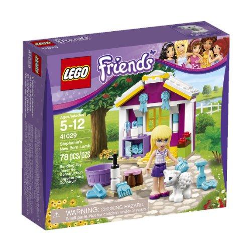 New LEGO Friends 41029 Stephanies Born