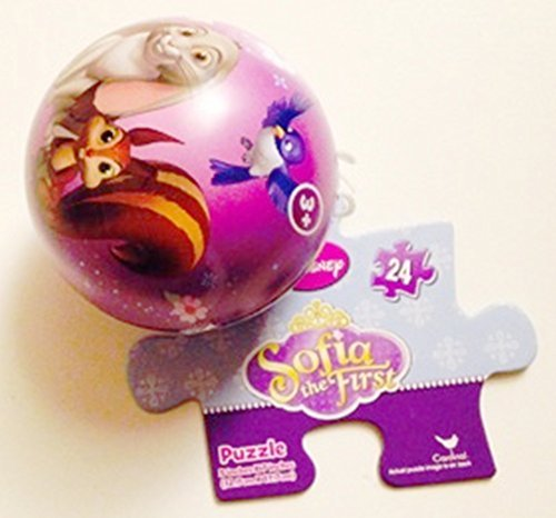 Disney Sofia the First Puzzle & Ornament ~ 24 pieces - 1
