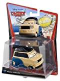 Disney / Pixar CARS 2 Movie 155 Die Cast Car Oversized Vehicle Pinion Tanaka