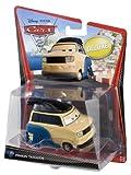 Mattel V2843 Mega Coches Cars 2 - Pinion Tanaka