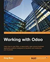 Working with Odoo Front Cover