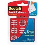 Scotch Restickable Dots, 7/8 x 7/8-Inches (R105)