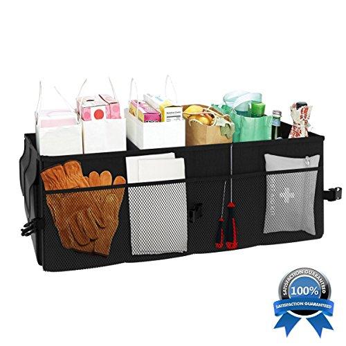 Auto Trunk Organizer Car Storage Box Best For Groceries Toy