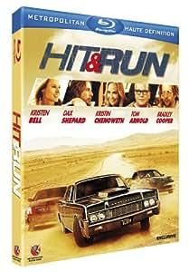 Hit & Run [Blu-ray] [Combo Blu-ray + DVD]