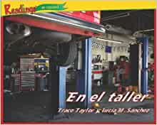En el taller (Camiones, Autos Y Motos / Trucks, Cars, and