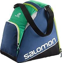 Comprar Salomon ampliar bolsa de equipo - azul/real verde/abuela verde, medio