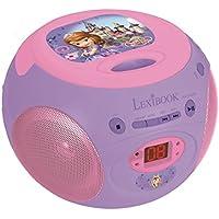 Lexibook RCD102SF Sofia The First Radio CD Player