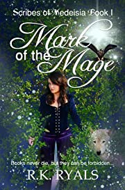 Mark of the Mage (The Scribes of Medeisia)