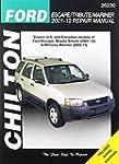 Chilton Total Car Care Ford Escape/Tr...