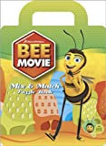Bee Movie Mix and Match Jigsaw Puzzle Book