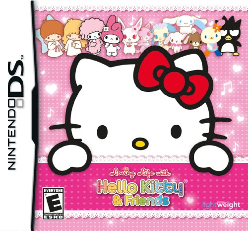 Loving Life with Hello Kitty & Friends - Nintendo DS - 1