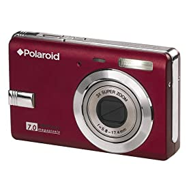 Polaroid Ultra Compact 7 Megapixel Digital Camera With 3X Optical Zoom ($149.99)