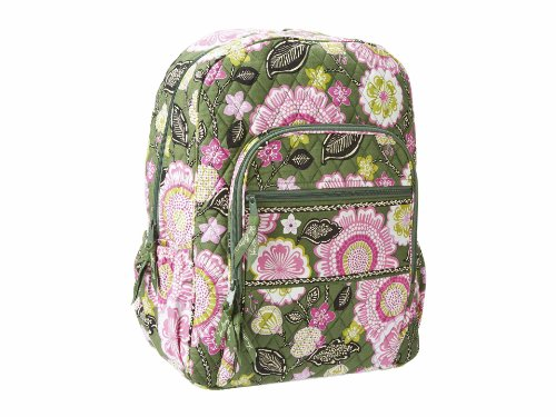Vera Bradley Campus Backpack (Olivia Pink)