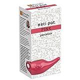 Himalayan Ceramic Pink Neti Pot