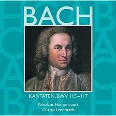 "Cantata No.116 Du Friedef�rst, Herr Jesu Christ BWV116 : I Chorus - ""Du Friedef�rst, Herr Jesu Christ"" [Choir]"