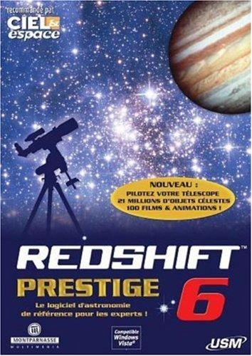 Redshift 6 Prestige