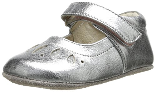 See Kai Run Jocelyne Mary Jane (Infant/Toddler),Silver,9-12 Months (Toddler) front-428158
