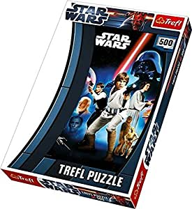 Trefl Puzzle Star Wars Lucasfilm (500 Pieces)