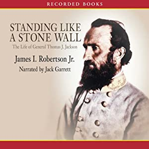 Standing Like a Stone Wall Audiobook