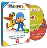 Pack: Pocoyó: Música + Sorpresa [DVD] en Español