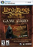 The Lord of the Rings Shadows of Angmar Prepaid 60-Day Game Time Card
