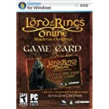 The Lord of the Rings Shadows of Angmar Prepaid 60-Day Game Time Cardby Midway
