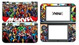 Avengers 353 Vinyl Skin Sticker Decal Protector Cover for Nintendo New 3DS XL 2015