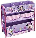 Disney Rangement Minnie Mouse métal Rack