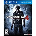 Uncharted 4 A Thief's End for PS4