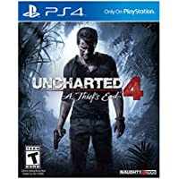 Uncharted 4 A Thief's End for PlayStation 4