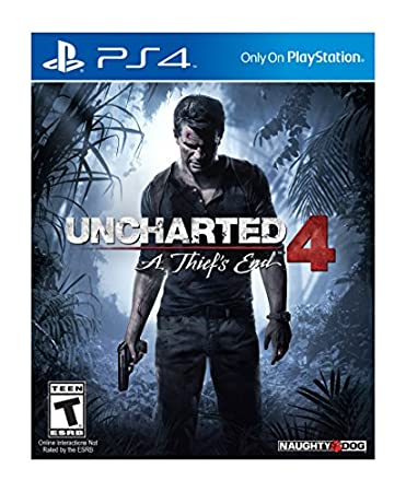 Uncharted 4: A Thief's End Digital Deluxe Edition - PS4 [Digital Code]