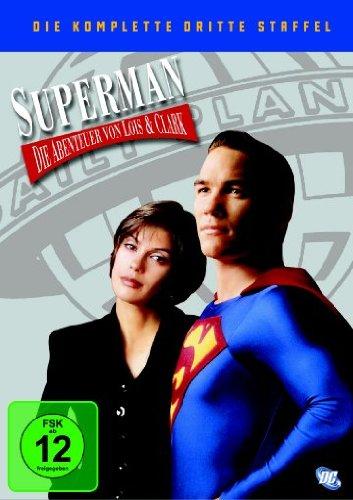 Superman - Die Abenteuer von Lois & Clark - Die komplette dritte Staffel [6 DVDs]