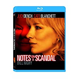 Notes on a Scandal (Amazon Exclusive) [Blu-ray]